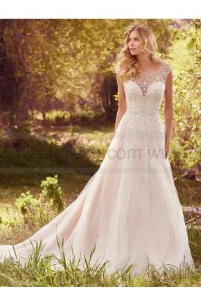Wedding - Maggie Sottero Wedding Dresses Freesia 7MS334