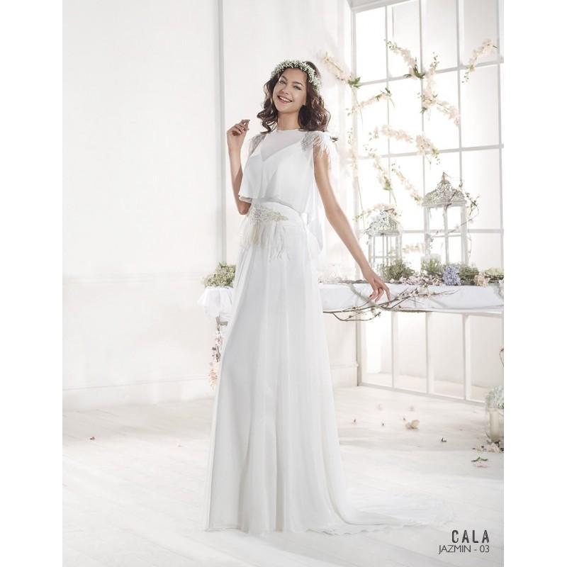 jazmin (villais) - vestidos de novia 2017 #2621532 - weddbook