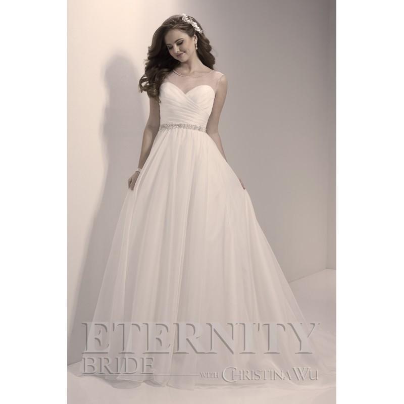 Wedding - Eternity D5302 - Stunning Cheap Wedding Dresses