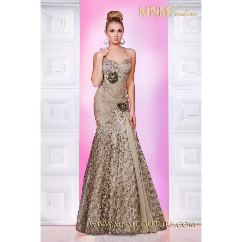 زفاف - 8662 MNM Couture - HyperDress.com