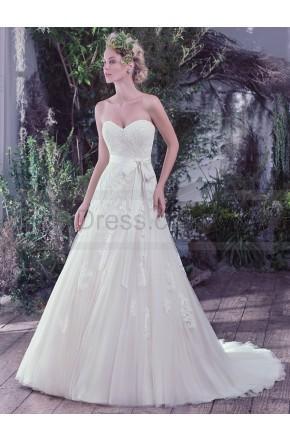 Mariage - Maggie Sottero Wedding Dresses Lindsey 6MT760