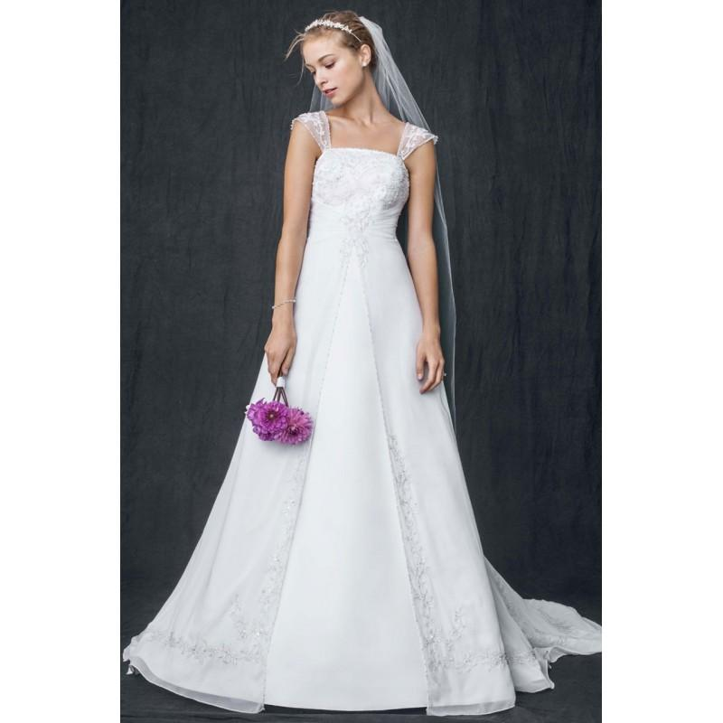 Wedding - David's Bridal Collection Style V9010 - Fantastic Wedding Dresses