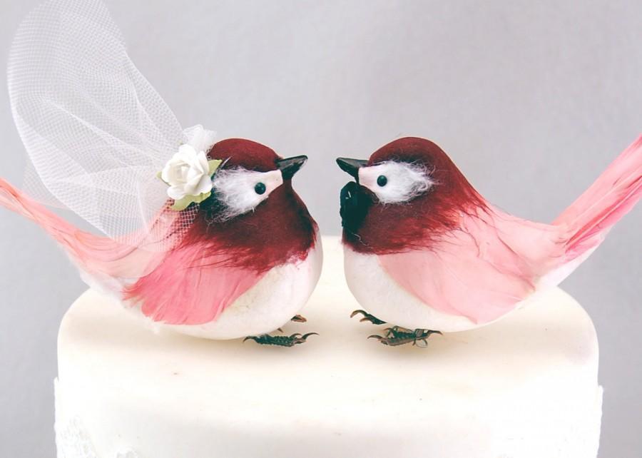 Love Bird Cake Topper Love Bird