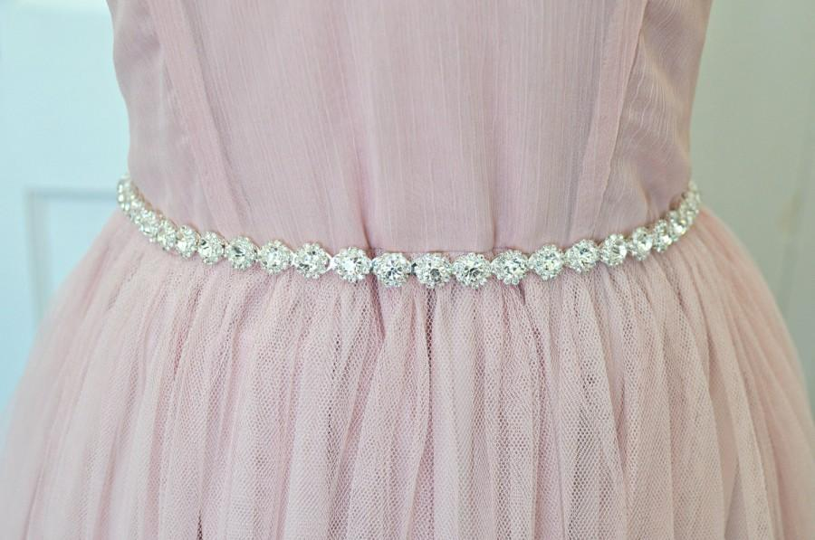 Wedding - Wedding Belt, sash, JENNIFER SASH, Bridal sash, Wedding belt