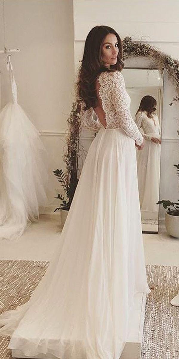 Свадьба - Bridal Inspiration: Rustic Wedding Dresses