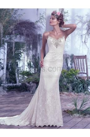 Wedding - Maggie Sottero Wedding Dresses Kaari 6MR842