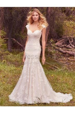Wedding - Maggie Sottero Wedding Dresses Larissa 7MN343