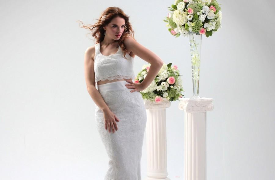 Boda - WEDDING SKIRT, Mermmaid Style Bustle Skirt, Bridal Separates Skirt, Bridal Skirt Separates, Bridal Skirt, Bustle skirt