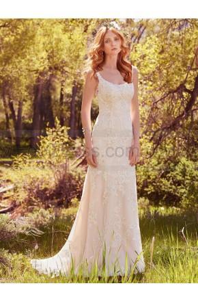 Düğün - Maggie Sottero Wedding Dresses Phoebe 7MC420