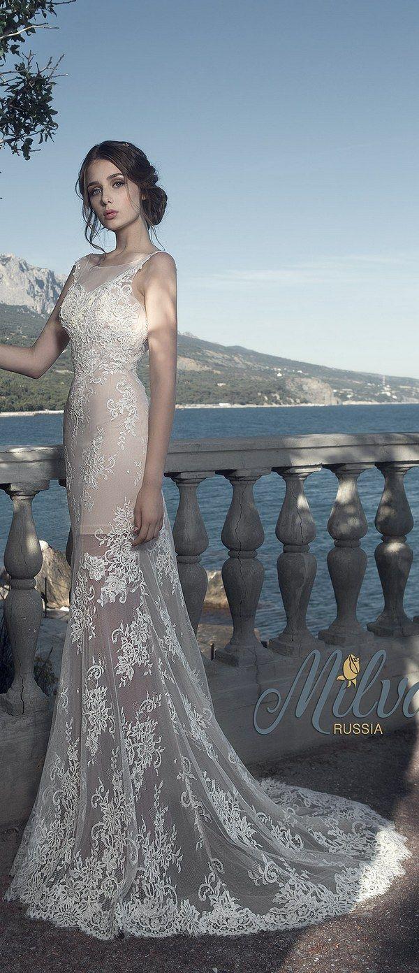 Wedding - LOVE! Milva Wedding Dresses 2017 & Fall 2016 Collection