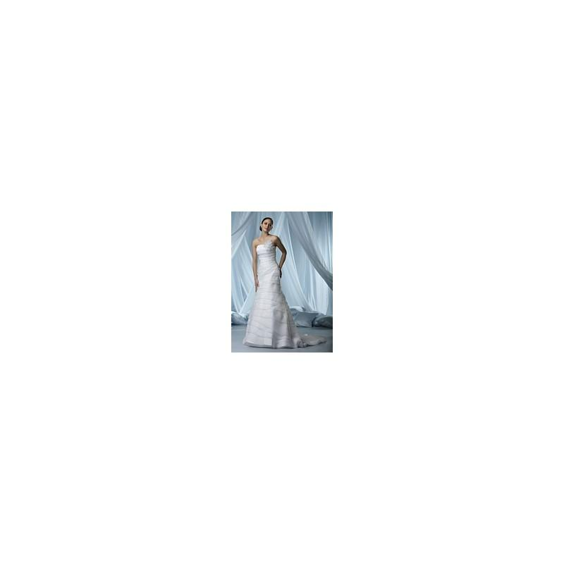 Wedding - Impression Couture Collection Bridal Gowns 6166 - Compelling Wedding Dresses