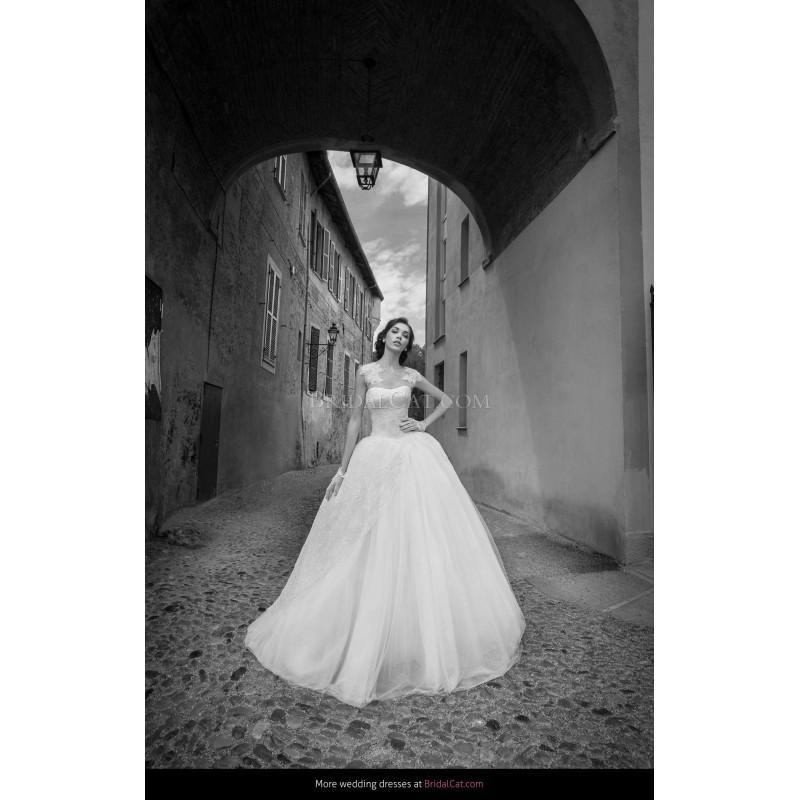 Wedding - Alessandra Rinaudo 2015 ARAB15615IV - Scarlet - Fantastische Brautkleider