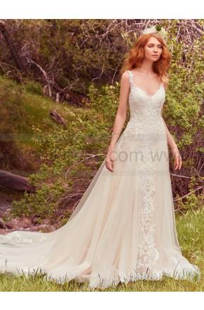 Свадьба - Maggie Sottero Wedding Dresses Vana 7MC324
