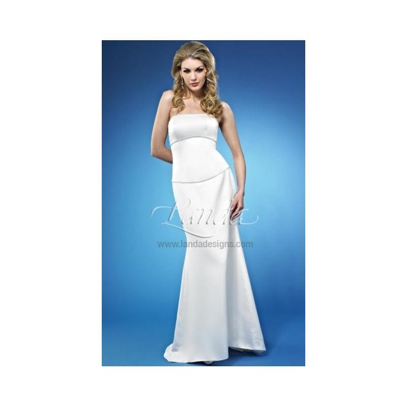 Wedding - Landa Wedding Dresses - Style DB212 - Compelling Wedding Dresses