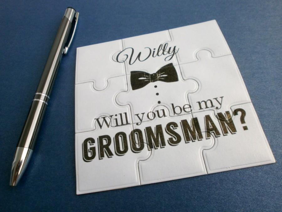 be my groomsman groomsman invitation will you be my groomsman