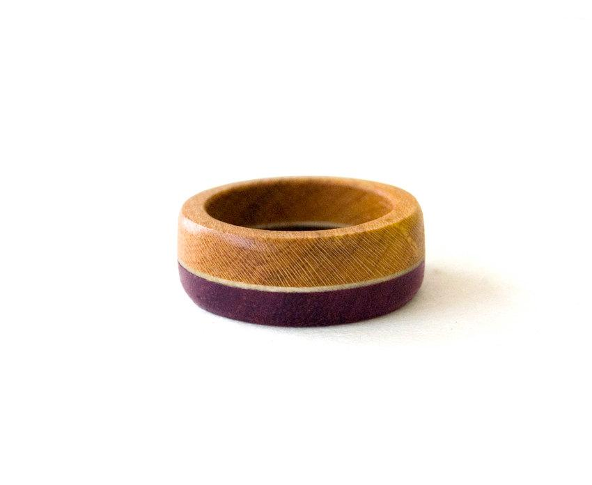 Wedding - Natural Ring, Wooden Rings, Wedding Band, Wood Ring, Men Wedding Band, Women Ring, Wood Wedding Jewelry, Natural Jewelry,Custom Ring, Gift