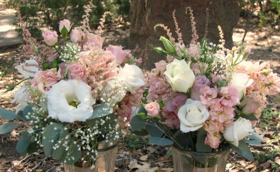 Свадьба - French Garden Wedding Bridesmaid Bouquet