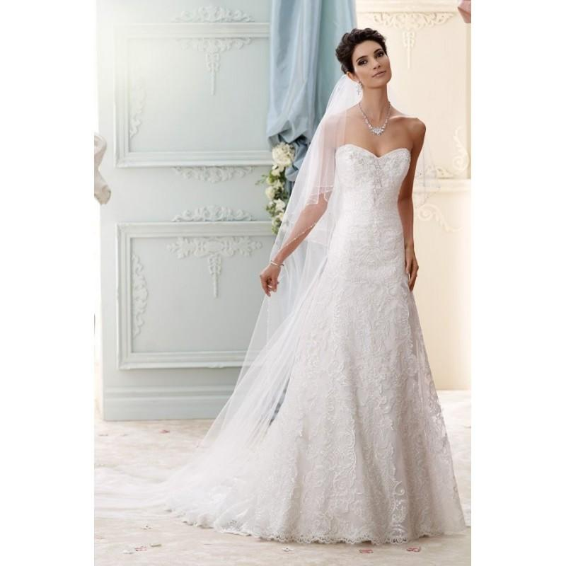 David Tutera For Mon Cheri Style 215271 Fantastic Wedding Dresses