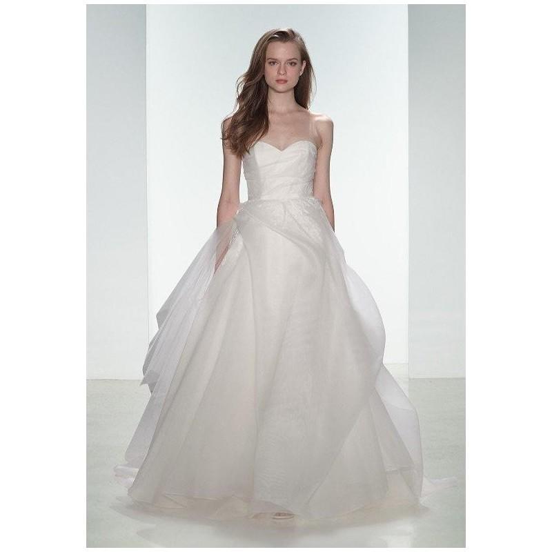 Wedding - Nouvelle Amsale Erin Wedding Dress - The Knot - Formal Bridesmaid Dresses 2017