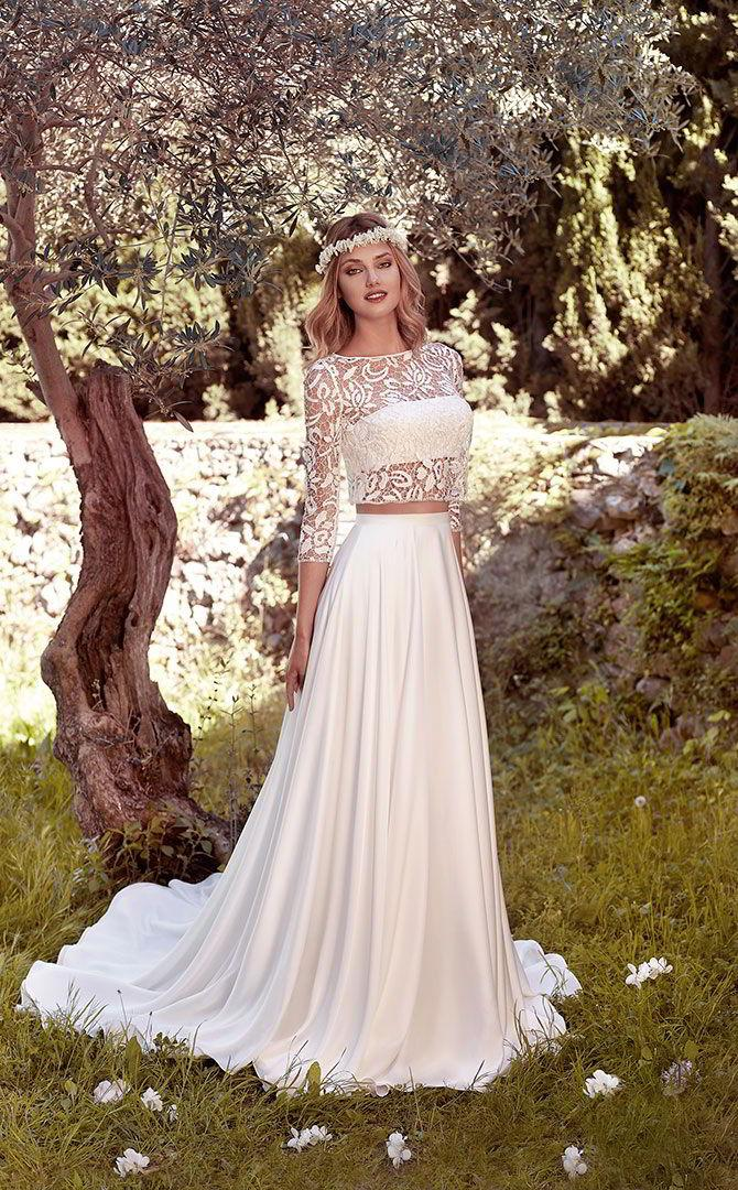 Свадьба - Novia D'Art 2017 Wedding Dresses