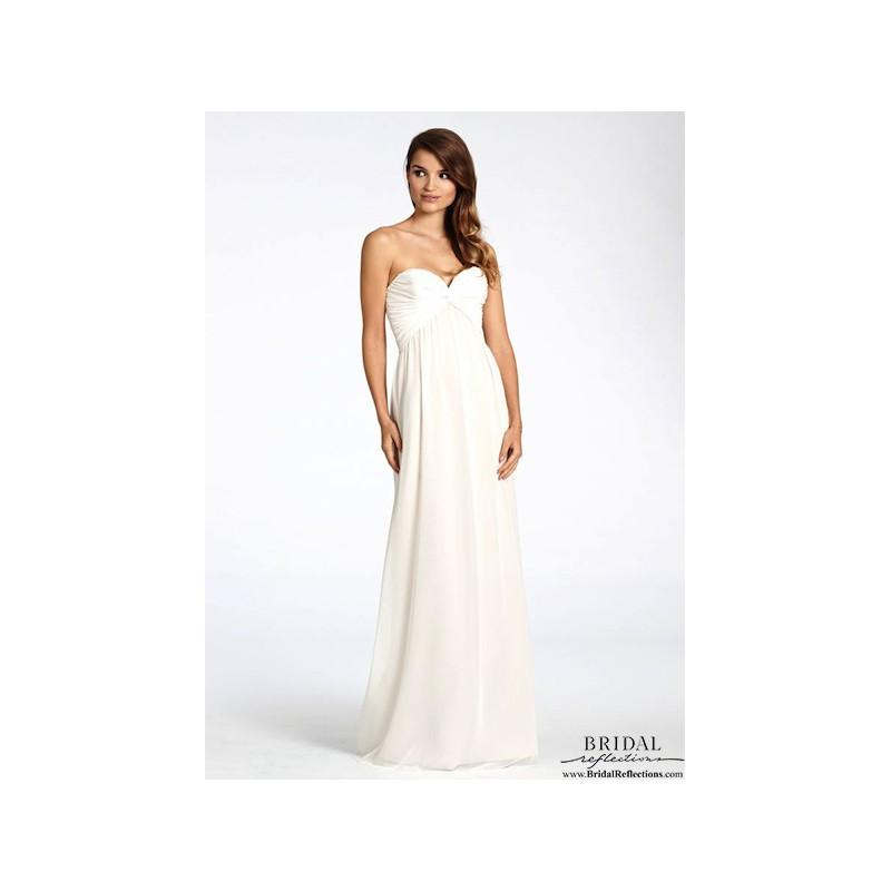 Mariage - Jim Hjelm Occasions 5516 - Burgundy Evening Dresses