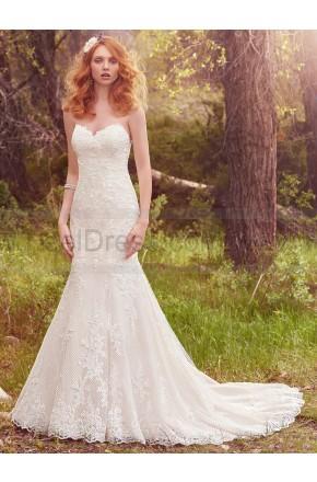 Wedding - Maggie Sottero Wedding Dresses Makenna 7MS380