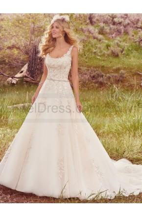 زفاف - Maggie Sottero Wedding Dresses Tayla 7MC416