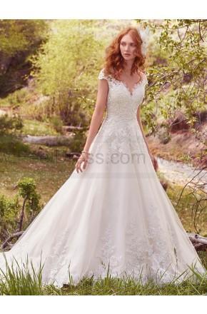 Свадьба - Maggie Sottero Wedding Dresses Lena 7MZ340