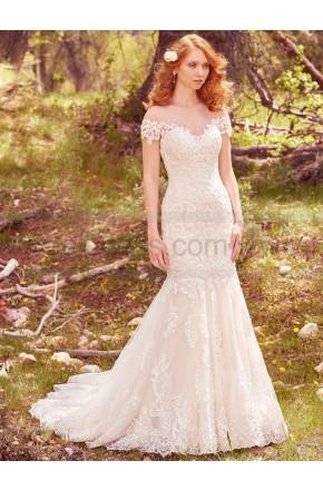 Hochzeit - Maggie Sottero Wedding Dresses Marcy 7MT379