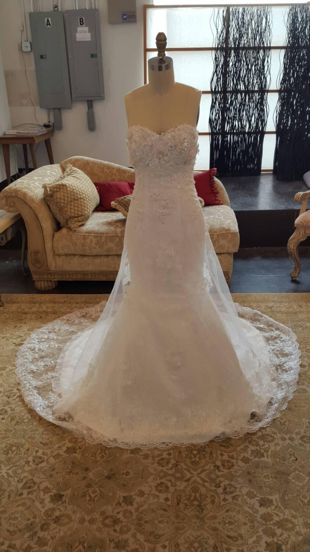 Свадьба - Wedding Dress, Intricate lace Beaded Wedding Dress, Sequined Floral Wedding Dress, Mermaid Wedding Dress, Beaded Wedding Dress, Unique