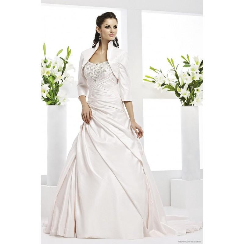 زفاف - Veromia VR 61077J Veromia Wedding Dresses Veromia - Rosy Bridesmaid Dresses