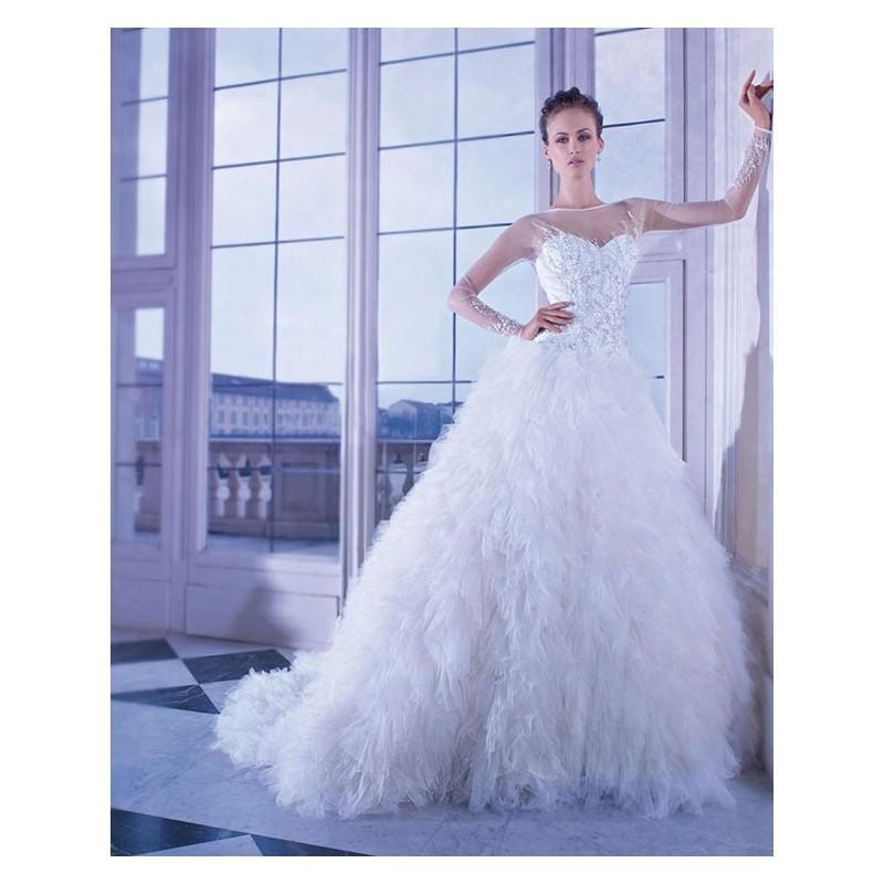 زفاف - 2873  (Demetrios Bride) - Vestidos de novia 2017