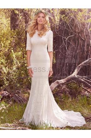 Wedding - Maggie Sottero Wedding Dresses Mckenzie Marie 7MW393