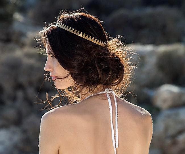 Mariage - STEFANA & Stefanothiki Greek Crowns / Orthodox Greek Wedding Crowns / Στεφανα Γαμου / Greek Tiaras / Wedding Tiaras