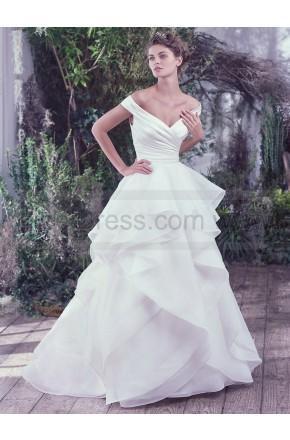 Wedding - Maggie Sottero Wedding Dresses Zulani 6MW835