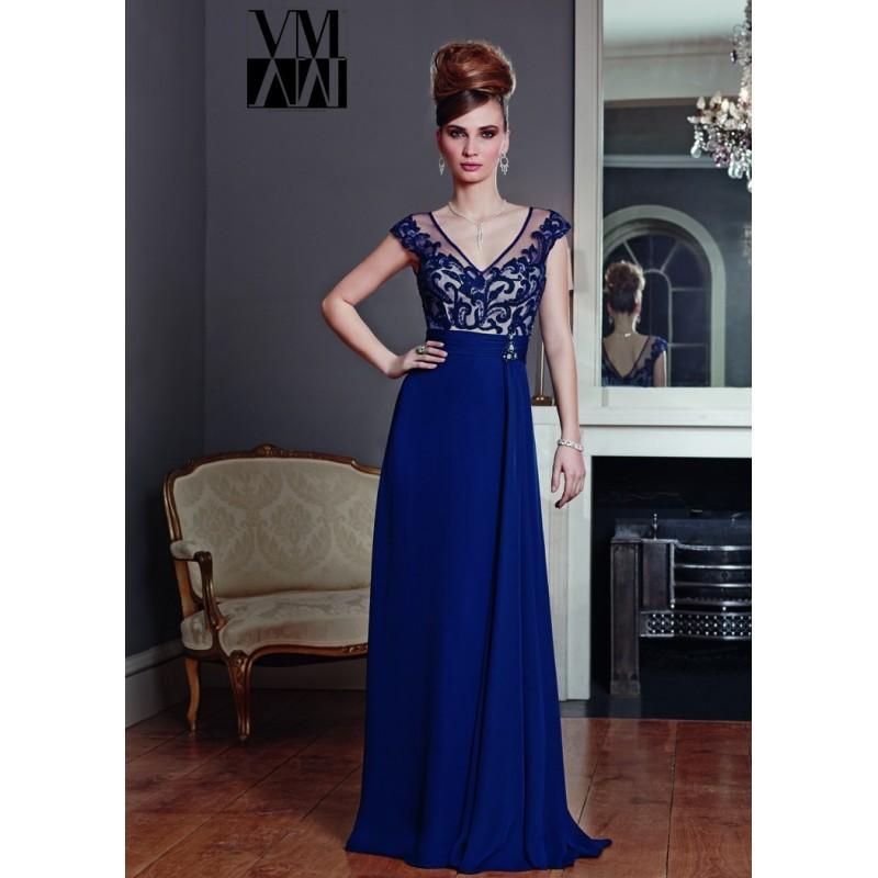 Hochzeit - VM by Mori Lee 71008 Lace Illusion Dress - 2017 Spring Trends Dresses