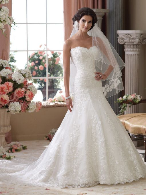 Свадьба - David Tutera - Gretna - 114283 - All Dressed Up, Bridal Gown