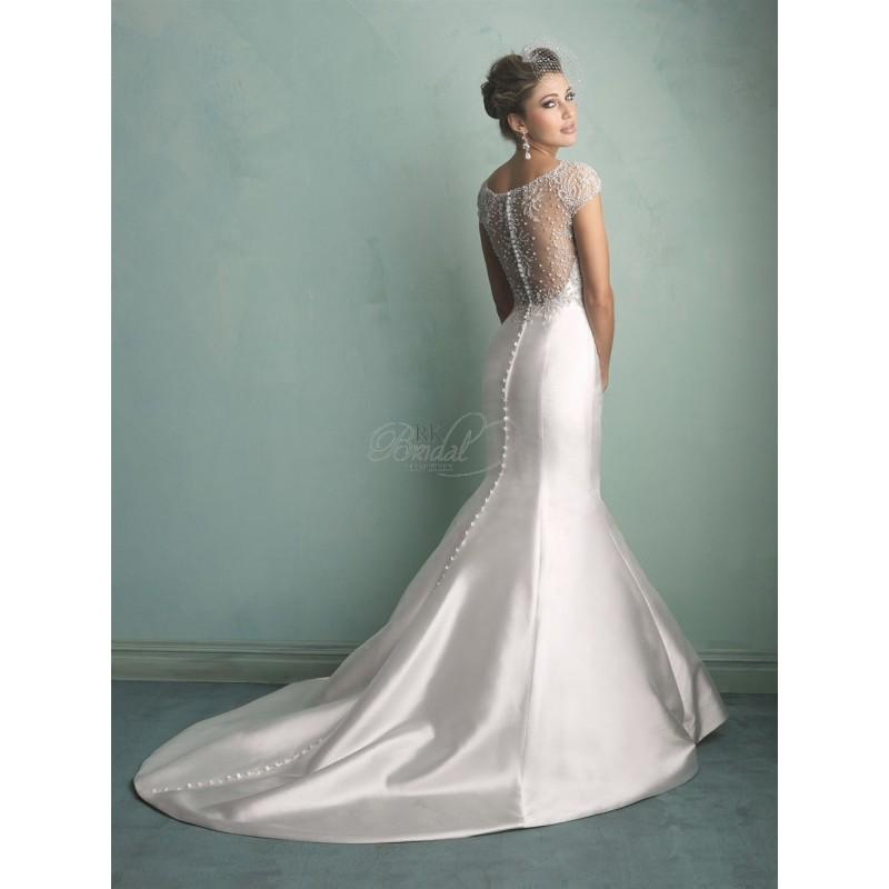Wedding - Allure Bridal Fall 2014 - Style 9158 - Elegant Wedding Dresses