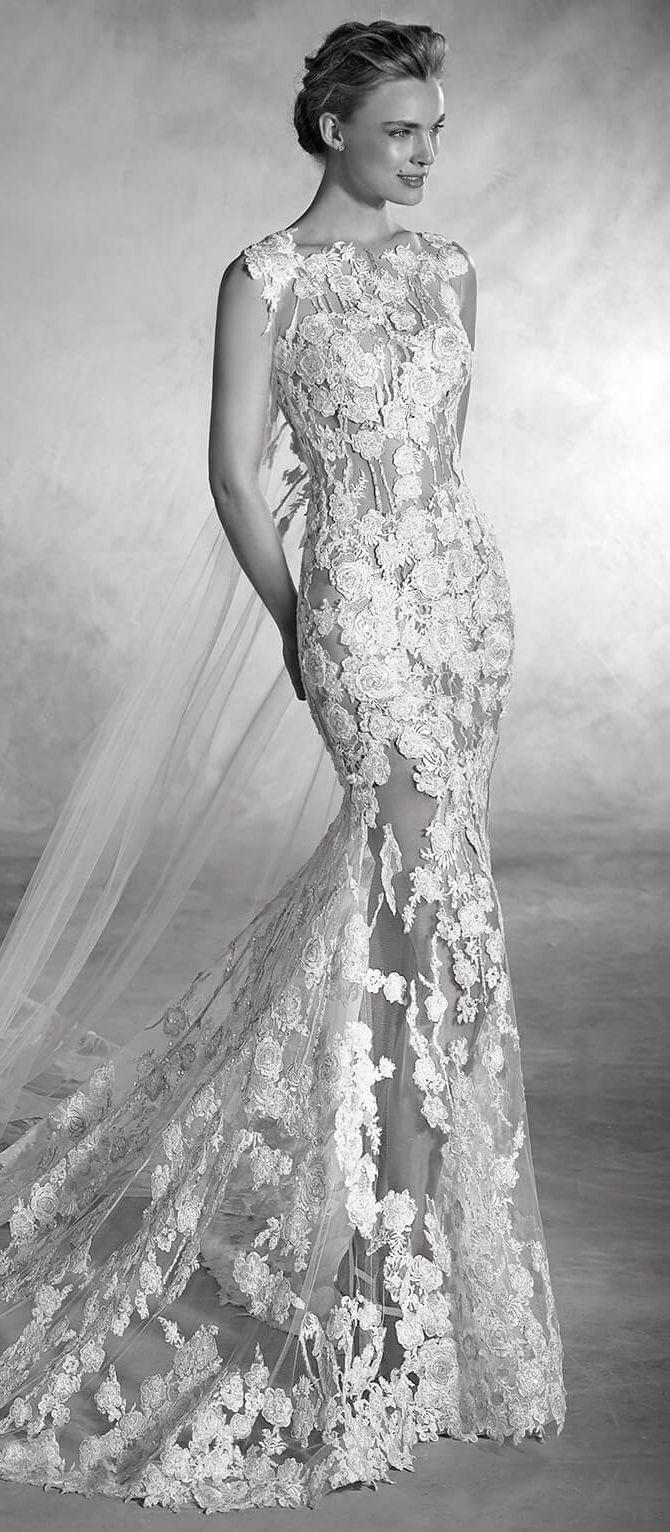 a69a1f9f896 Atelier Pronovias 2017 Wedding Dresses  2626413 - Weddbook