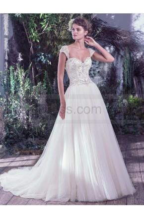 Hochzeit - Maggie Sottero Wedding Dresses Beverly 6MS759