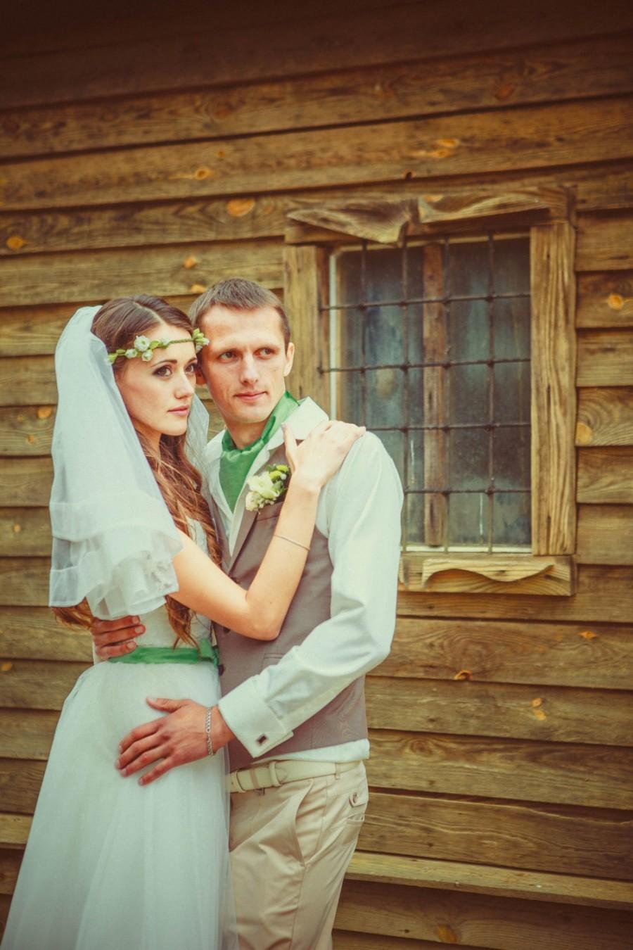 Wedding - Floral Hair Wreaths. Roses flowers crown. Hair wreath. Polymer clay flowers. Wedding headband