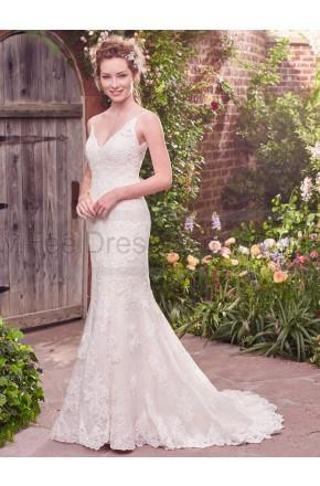 Hochzeit - Rebecca Ingram Wedding Dresses Drew 7RT412