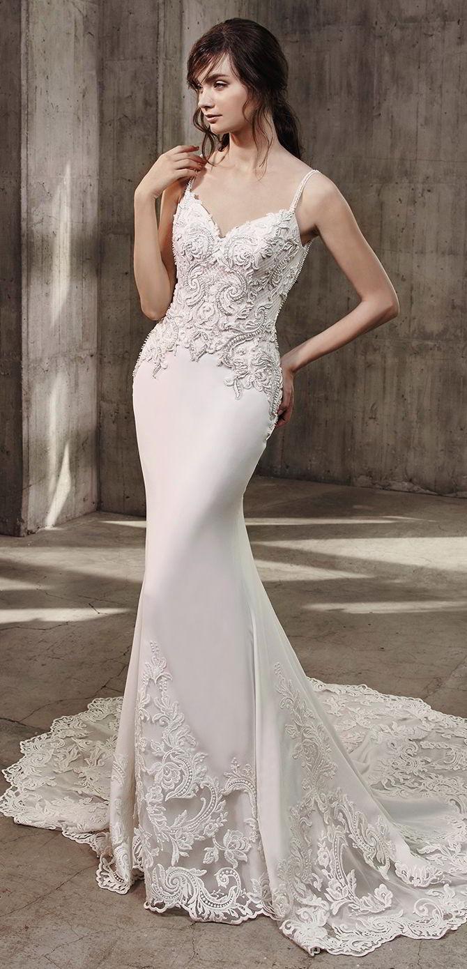 زفاف - Badgley Mischka 2017 Wedding Dresses