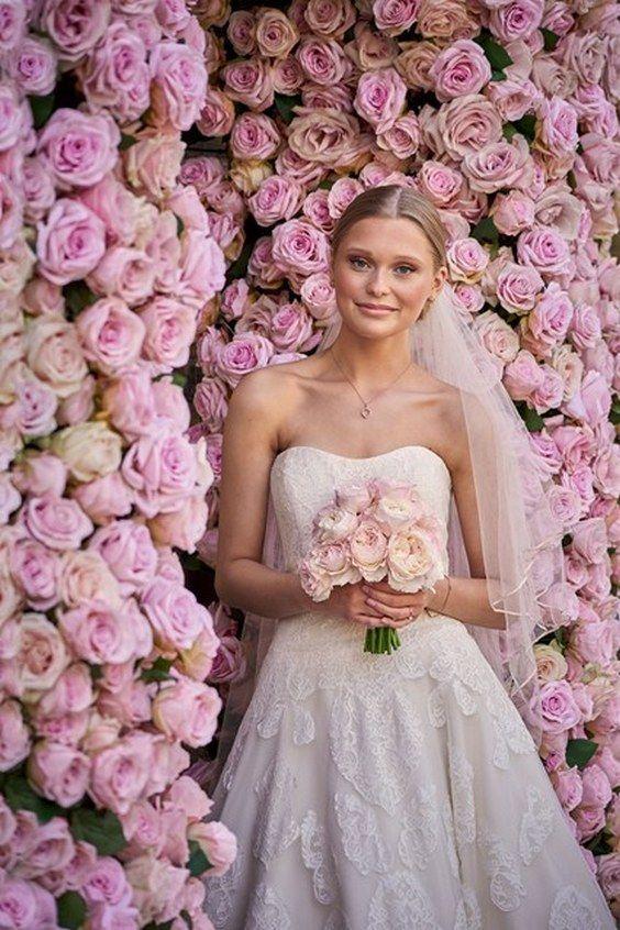 Wedding - 60 Prettiest Wedding Flower Decor Ideas Ever (No, Really)