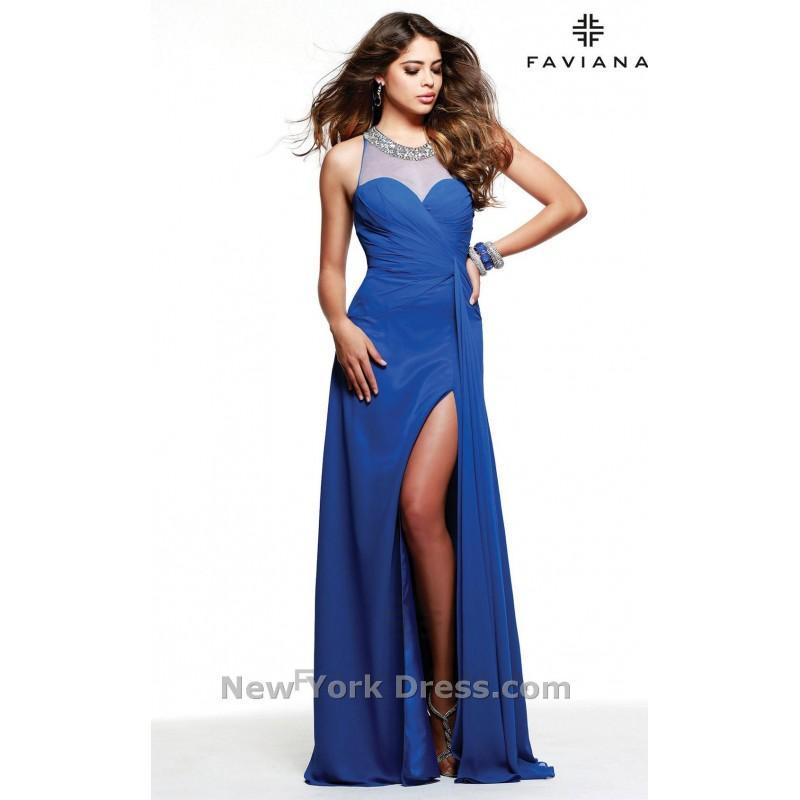 Wedding - Faviana 7588 - Charming Wedding Party Dresses