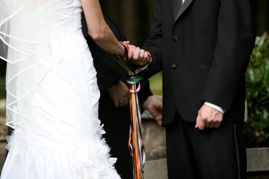 Mariage - Handfasting Ribbons
