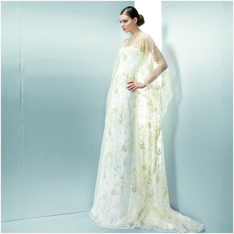 3075 (jesús peiró) - vestidos de novia 2017 #2627597 - weddbook