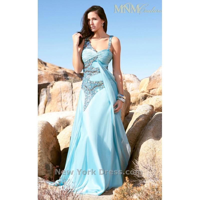 Wedding - MNM Couture 5760 - Charming Wedding Party Dresses