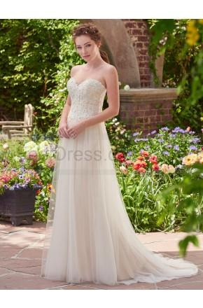 Hochzeit - Rebecca Ingram Wedding Dresses Chelsea 7RD435