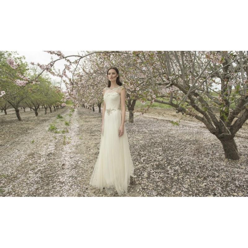 Mariage - Hila Gaon style 500 2015 -  Designer Wedding Dresses